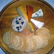 各種チーズ盛り合わせ ¥1,600