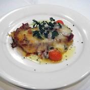 白身魚のピッツァイオーラ風   ¥1,700