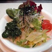 豆腐と野菜のサラダ   ¥1,400