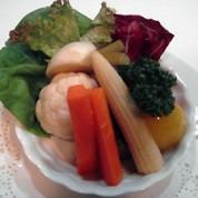 野菜のピクルス ¥1,000