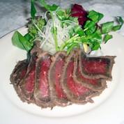 和牛肉のたたき ¥2,200