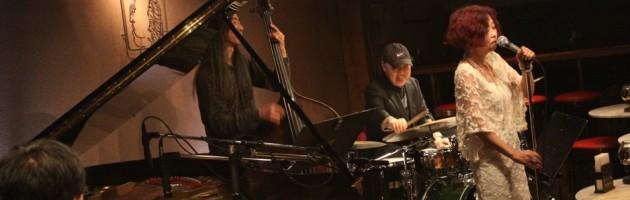 ジャズスピリットあふれるヴォーカルステージ
