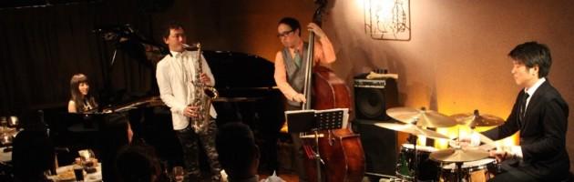 見た目も演奏も気持ちがいいジャズらしいジャズ
