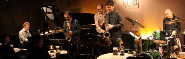 ジャズ好きにはたまらない演奏と楽しいステージ