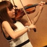 maiko(vln) 2弦トリオ