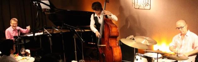 アルバム発売が楽しみな素晴らしい椎名ピアノの熱演