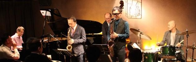 2ホーンクィンテットらしい素晴らしい演奏のジャズ
