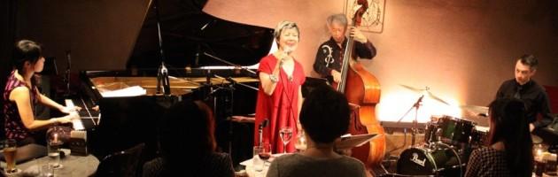 ジャズミュージシャンたちのプロスピリッツに拍手