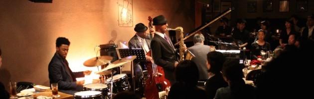 ジャズスピリッツ溢れるクァルテットサウンドの第2夜