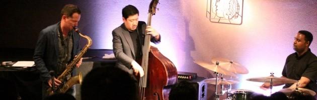 圧倒的なジャズサウンドが満席のお客さまを魅了