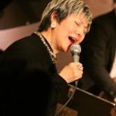 《Kimiko Sings HIBARI》<br />発売&#038;デビュー35周年記念ライブ<br />伊藤君子(vo)