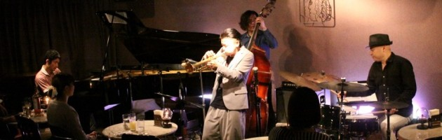 次回はぜひ満席で迎えてあげたいジャズ