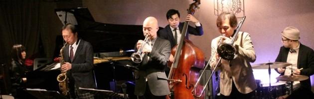 ストレートな気持ちのいいジャズをたっぷり堪能