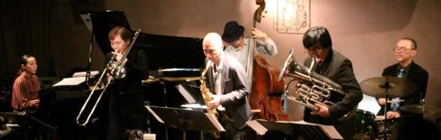 色んな興味深いお話で柔らかいジャズを楽しみました