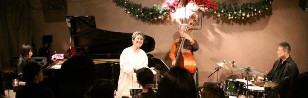 ペコちゃんの素晴らしい歌で今年も素敵なイブの夜