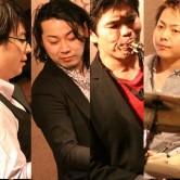 《SK 4》クァルテット<br />1st アルバム「SK 4 Blues」<br />《発売記念ライブ》