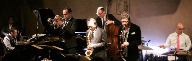 ジャズ黄金時代を彷彿するいい演奏を楽しみました