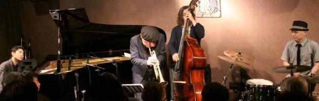スルルとスピード感ある男っぽいジャズを堪能