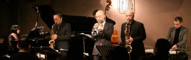 定期コンサートを前に新曲も披露された創造的ジャズ