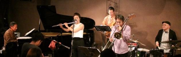 多彩な楽器で楽しんだ演奏姿も楽しいブラジル音楽