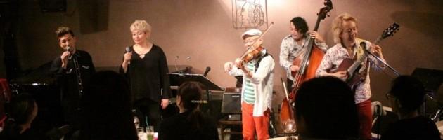 美しいヴァイオリンの音色とエンタメ・ショーを満喫