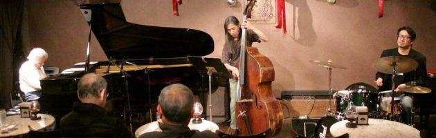 選曲も演奏もジャズ黄金時代を彷彿させるジャズ