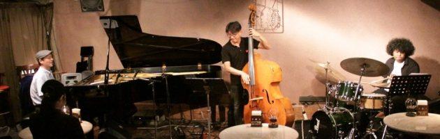 選曲も多彩で気持ちのいいジャズらしいジャズ
