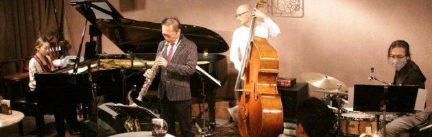 新曲や新レパートリーが披露された完成度の高いジャズ