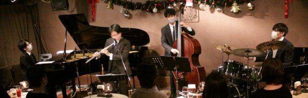 頼もしいジャズ界を感じた若者たちの才能ときちんとしたステージ