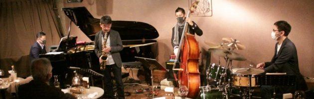 できたてホヤホヤの曲も数曲披露されたステージ