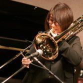 《Junko Yamashiro B.Trombone Quartet》