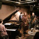 《Masanori Okazaki 2 Tenor Quartet》