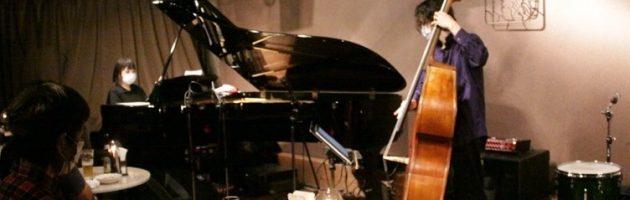 まさに音の会話を楽しんむような息の合った聴き応えある素敵なジャズ
