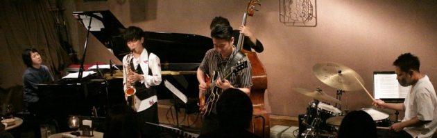 作曲される方が多い最近の若い演奏家たち…