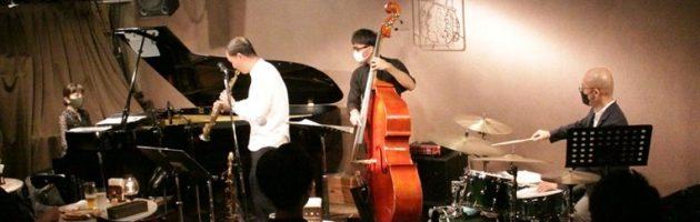 複数の楽器を持ち替える多彩でバランスの良い演奏を堪能