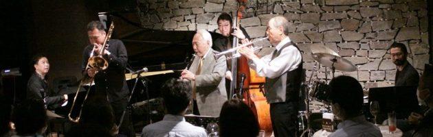 「楽しくなればジャズじゃない」惚れ惚れする素晴らしいステージ
